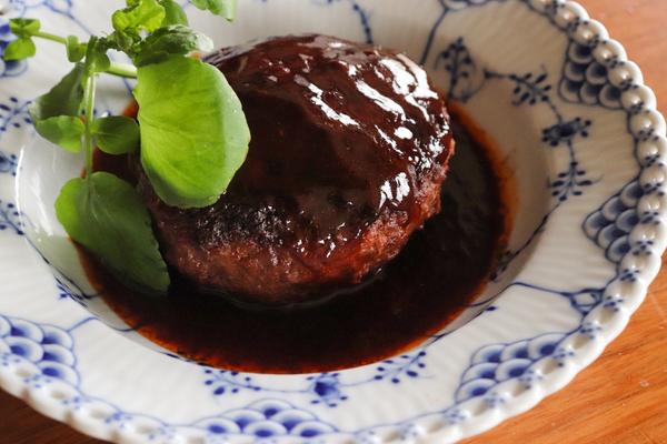 近江牛の煮込みハンバーグ(5人分)